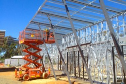 Structural steel CSU Orange NSW